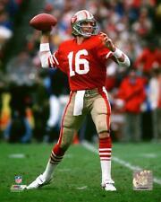 Joe Montana San Francisco 49ers NFL Photo 8x10