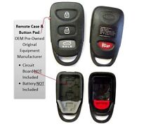 Case Shell Button Pad for Kia remote keyless entry Optima SEKS-TF10ATX keyfob