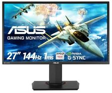 "ASUS MG278Q 1ms 1440p 144Hz (up to 165Hz OC*) Gaming Monitor 27"" G-SYNC Freesync"
