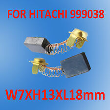 Carbon Brushes For Hitachi Shear PSM-7 CS-28BC-10F999038 PD-180A PDE-180 G-18SC
