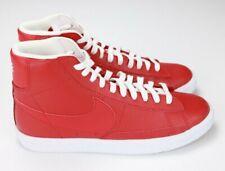 Nike Blazer Mid GS Game Red White Gum 895850-600 size 7 Y Youth Kids Boys SB