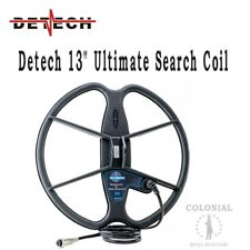"Detech 13"" Ultimate Search Coil - Garrett AT Pro/Gold/Max - Free Shipping"