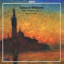 Parnassi Musici - Trio Sonatas Op 1 [New CD]