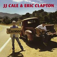 JJ CALE & ERIC CLAPTON - THE ROAD TO ESCONDIDO CD ~ BLUES GUITAR J.J. *NEW*