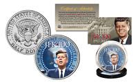 President KENNEDY JFK 100 Birthday 2017 JFK Half Dollar Coin Presidential Seal