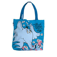 Dr Seuss Horton Hears a Who tote bag for Kids adults Fun for school and everyday