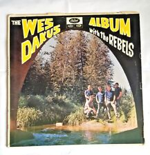 The Wes Dakus Album with the Rebels Capitol Records The 6000 Series 1965 Rock