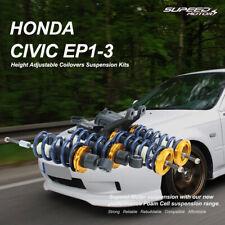 Coilovers Adjustable Suspension Kits fits Honda Civic EP1 EP2 EP3 Typer VTEC EM2