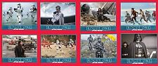 Rogue One: A Star Wars Story movie lobby cards photo poster full set dark vader
