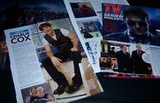 Charlie Cox Daredevil Cast 13 pc German Clippings Full Pages Cover Poster