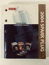 Denso Spark Plug Automotive Catalog 2004