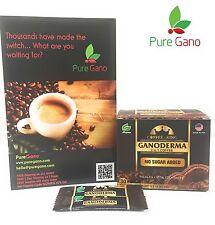 Coffee King Premium Black Ganoderma Coffee (1) Box BUY 4, GET 1 BOX FREE