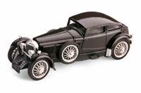 Miniature voiture D'Époque diecast Brumm Bentley Speed Six Et Train Match 1928