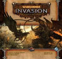 Warhammer Invasion, LCG, Gioco di Carte, Nuovo by Giochi Uniti, Ediz. Italiana