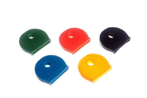 Key Cap Identifying Key Cover 5 Assorted Colours 10 Of Each Pack Of 50