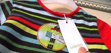 Catimini  - Cotton - Striped T-shirt / Top - AGE 12 MTHS - BRAND NEW TAGS