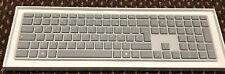 Microsoft Surface Keyboard Bluetooth, PC/Mac, French Layout Keyboard