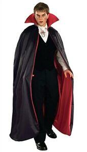 Reversible Phantom/ Magician Costume Cape 56-Inches
