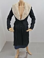 Cappotto RICHMOND Donna Taglia Size 42 Jacket Woman Veste Femme Acetato 7422