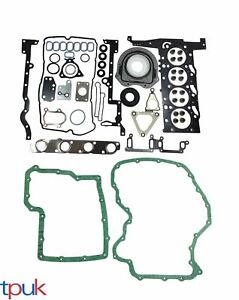 LTI LONDON TAXI TX2 FULL ENGINE & HEAD GASKET SET + CRANK SEALS & MORE 2.4 RWD