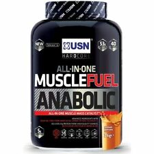 Orange USN Protein Shakes & Bodybuilding Supplements