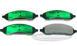 Disc Brake Pad Set-Ceramic Pads Front Tru Star CBP1022
