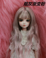 painted eyes 12'' 1/6 BJD Doll Jointed Dolls Wig body Clothes Shoes Eyes Makeup