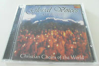Global Voices Of Praise / Christian Choirs, The World (CD Album) Used very good