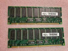 Set of 2- 1024MB PC133 6 layer Desktop Memory