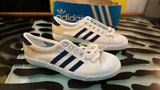 Adidas Adi Dassler Original 1970s w Box Never Worn 3710 Match ShellToe Vintage