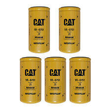 Caterpillar Fuel Filter # 1R-0751 (Made in the USA)  FIVE FILTERS