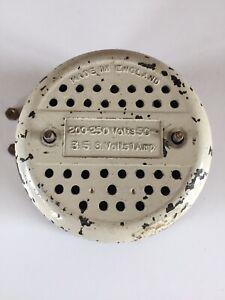 Vintage Electrical Transformer