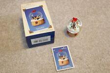 Hallmark Keepsake Ornament Sleigh Ride Winter Wonderland Snowglobe 2003 2nd