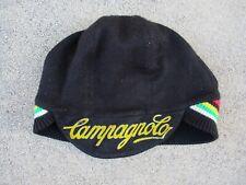 Casquette bonnet cycliste CAMPAGNOLO WORLD CHAMPION oldschool cap vintage 70's