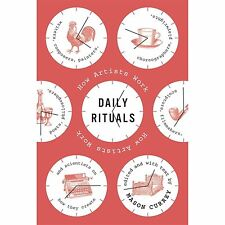Daily Rituals: How Artists Work, , Very Good Book
