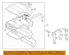 MITSUBISHI OEM 01-05 Eclipse Convertible/soft Top-Retainer Left MR556571