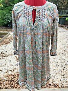 Odd Molly Short Dress Or Long Top Sz  2 10 12