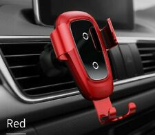 Baseus Automatic Wireless Fast Car Charging Gravity Mount Clamping Phone Holder