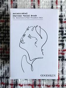 Goodskin : Antimicrobial Charcoal Facial Brush : NEW