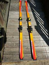 Salomon Equipe S9000 Skis, w/Salomon 957 Equipe Bindings