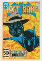 Batman #386. KEY issue 1st appearance Black Mask. (DC 1985)