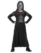 "Death Eater Bellatrix Robe Kids Costume,Small, Age 3 - 4, HEIGHT 3' 8"" - 4'"