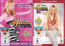 Hannah Montana - Die komplette 3. + 4. Staffel                       | DVD | 020