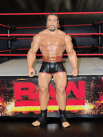 BASIC RUSEV WWE Mattel action figure HAPPY DAY kid toy PLAY Wrestling MIRO AEW
