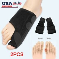 Big Toe Bunion Splint Straightener Corrector Hallux Valgus Foot Pain Relief