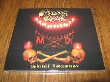 "MORTUARY DRAPE ""Spiritual Independence"" CD necromantia countess"