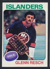 1975-76 Topps Hockey #145 Glenn Resch