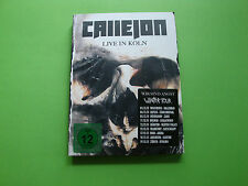 Live in Köln von Callejon (2015) DVD+CD