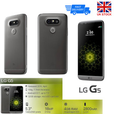 "New LG G5 H850 Memory 32GB RAM 4GB Cam 16MP 5.3"" inch 4G Smartphone"
