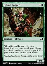 4x Ranger Silvana - Sylvan Ranger MTG MAGIC MM3 English